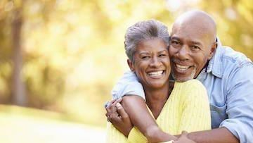 older couple | dentures royal oak MI